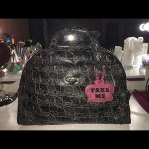 Kathy Van Zeeland over night bag